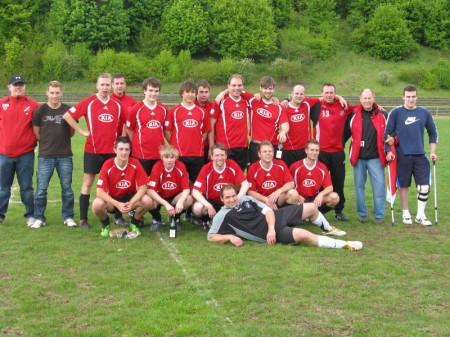 Meister der Kreisliga C1 Limburg-Weilburg, Saison 2009/2010